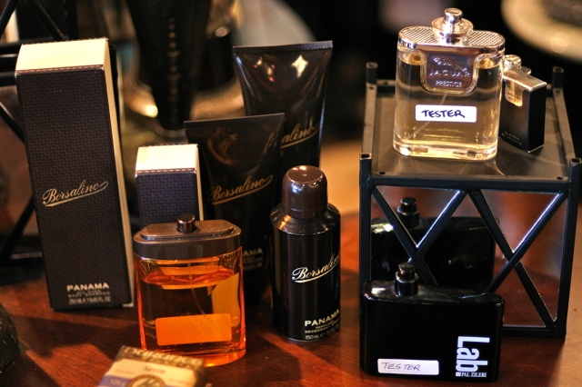 Men's Scents at Tart