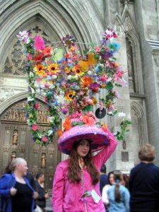 NY Easter Bonnet